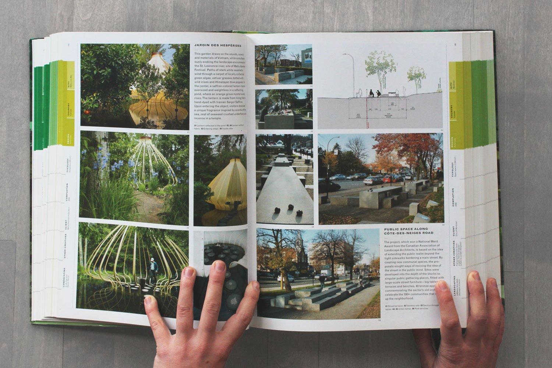 1000x Landscape Architecture (Livre) - Côte-des-Neiges