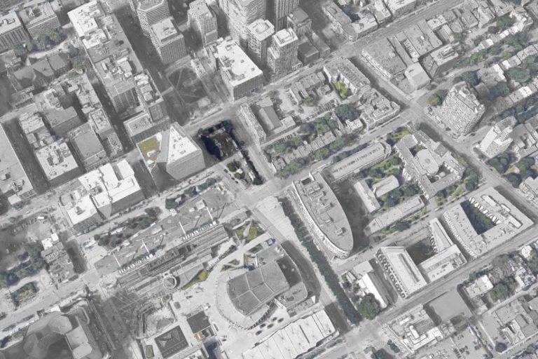 Vue aérienne du terrain 066