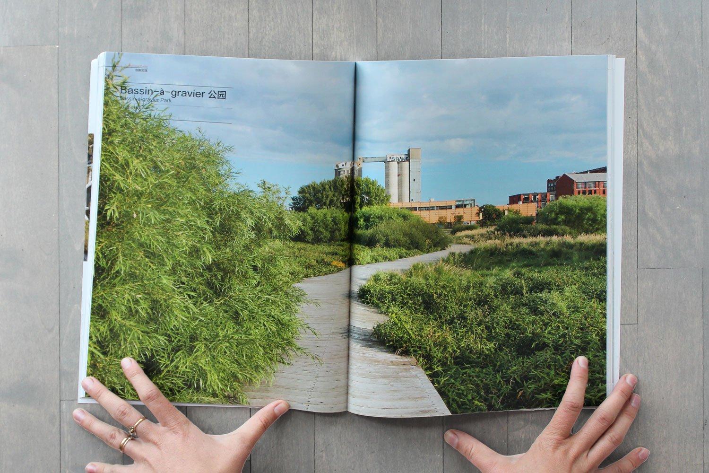 Landscape Design Magazine -Bassin-à-Gravier
