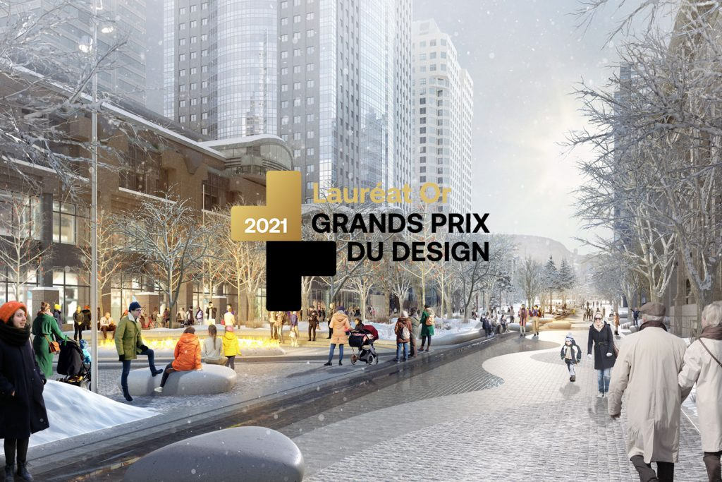 McGill College Grands Prix du Design