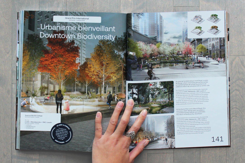Grands Prix du Design - Avenue McGill College